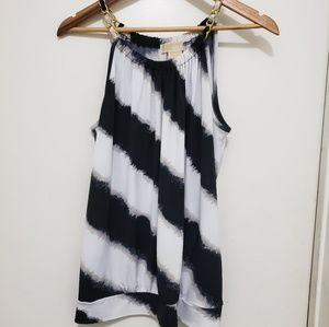 Michael Kord Sleeveless Top Size L